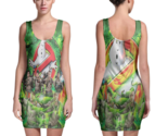 Ghostbuster women sexy  bodycon fit dress thumb155 crop