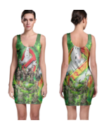 GhostBuster Women Sexy  Bodycon Fit Dress - $19.80+