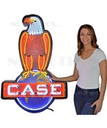 Case Eagle Neon Sign 45 Inches IH International Harvester Farm Business ... - $888.90