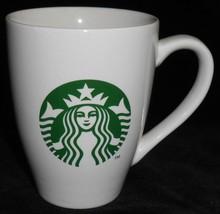2011 Starbucks Coffee GREEN STARBUCKS LADY LOGO 16 oz Mug - $11.87