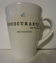 "Starbucks Mug 2006 National Spelling Bee 2003 Edition Cup ""Pococurante"" ... - $5.16"
