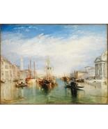 Venice, from the Porch of Madonna della Salute, 1835 - Canvas Wall Art H... - $34.99+
