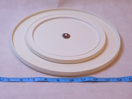 SPW Inc Off-white Lazy Susan Turntable - Pre-owned - $4.99