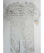 Carters long sleeve print pant set SIZE 12 MONTHS BRAND NEW! - $7.87