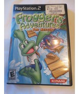 Frogger's Adventures: The Rescue (Sony PlayStation 2, 2003) Complete - $10.00