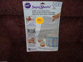 Wilton Sugar Sheets! Blue Dots Set of 3 NEW  - $35.99