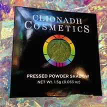 NWT NIB Clionadh Cosmetics JEWELLED MULTICHROME SINGLE PAN *1 SHADE* Gargoyle image 5