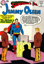 DC Superman's Pal Jimmy Olsen #27 Coverless Superman The Boy From Mars - $34.95