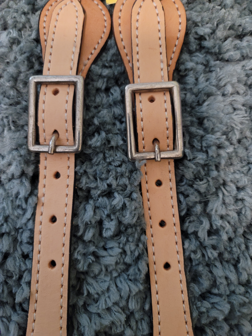 Light spur straps 2