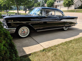 1957 Chevy Bel Air Hardtop For Sale In Neenah, WI 54956 image 1