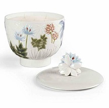 Lladro Paradise Candle. Big. Gardens of Valencia Scent 01040199 NEW - $1,060.64