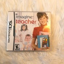 Imagine: Teacher (Nintendo DS, 2008) - $3.50