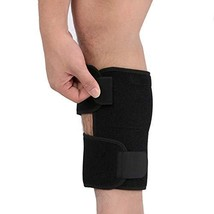 Calf Support Brace - 1Pcs Adjustable Shin Splint Support Breathable Calf Sleeve