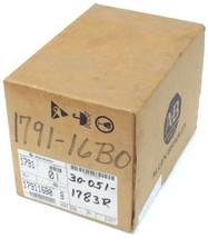 NIB F/S ALLEN BRADLEY 1791-16B0 I/O BLOCK 179116B0 SER. B CAT REV. K01 REV. A01