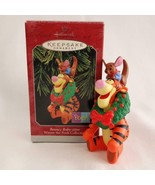 Vintage Hallmark Keepsake Ornament Pooh Collection Tigger and Roo 1998 w... - $16.39