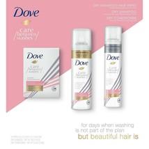 Dove Care Dry Shampoo Set 3 Pack Dry Shampoo Dry Conditioner Dry Shampoo Wipes - $19.62
