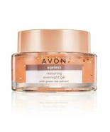 Avon Nutra Effects Ageless Restoring Overnight Gel 50 ml New Boxed Free P&P - $24.99