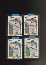 1988 Fleer #101 Matt Williams Lot of 4 Giants - $1.00