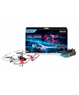 WowWee Robotic Enhanced Vehicles (R.E.V) 1 Car & 1 Drone Included Remote... - $59.99