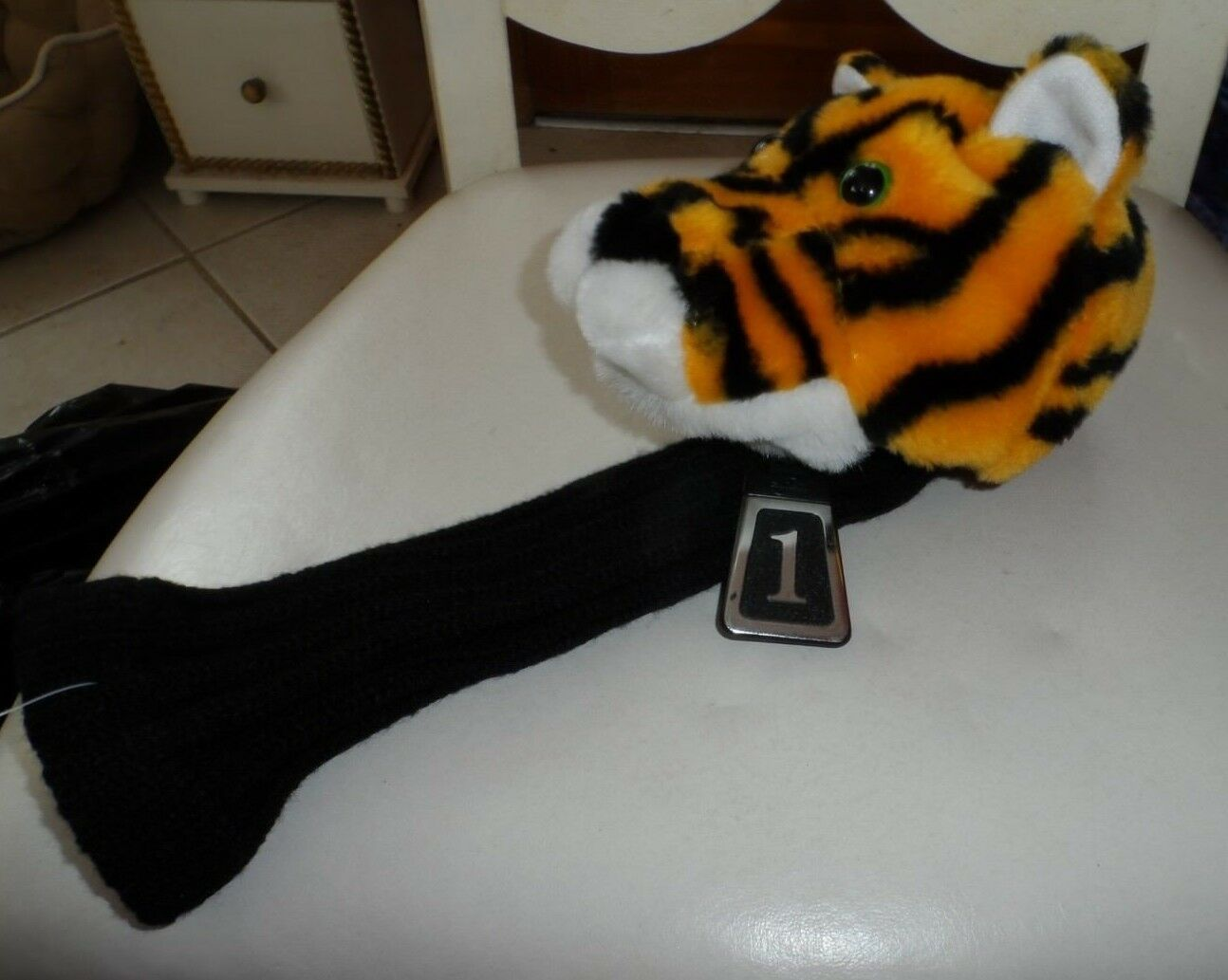 Primary image for Tiger Golf Headcover 14""