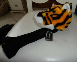 "Tiger Golf Headcover 14"" - $29.99"