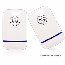Ultrasonic Pest Repeller- Electronic Pest Repellent Plug In- Pest Contro... - $15.13