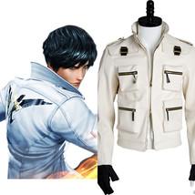 The King of Fighters XIV KOF 14 Kyo Halloween Cosplay Jacket Suit Costume Coat - $69.99+
