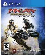 MX vs. ATV: Supercross Encore Edition - PlayStation 4 [video game] - $23.47