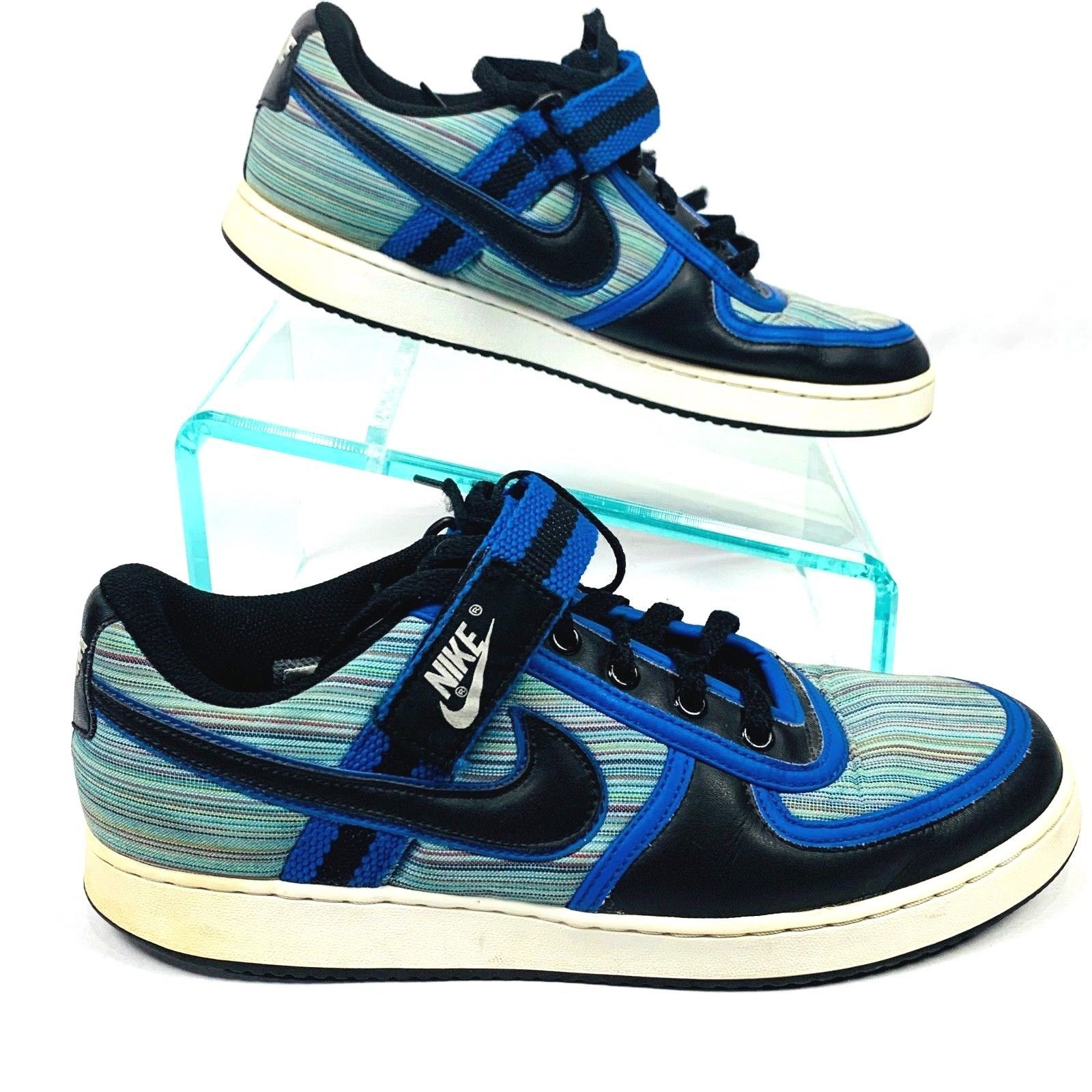07d6c7044d9 Nike Men.s 9.5 M Blue Gary w  Sticky Straps and 50 similar items. 57