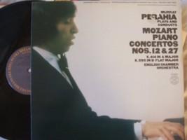 Mozart: Piano Concertos Nos. 12 & 27 [Vinyl]