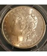 1880-S  Morgan Silver Dollar  PCGS MS65 Beautiful Toning  Toned  MS 65 - $183.15