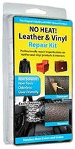 No Heat Liquid Leather & Vinyl Repair Kit Fix Holes Burns Rips Gouges - $9.60