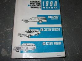 1990 buick estate wagon workshop service repair workshop manual oem factory - $69.77