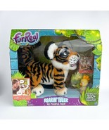 FURREAL Friends Roarin Tiger Tyler Interactive Pet Plush Toy Soft Fur Re... - $173.25
