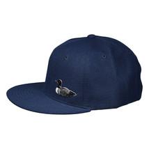 Loon Duck Hat - Navy Blue Snapback - £14.66 GBP