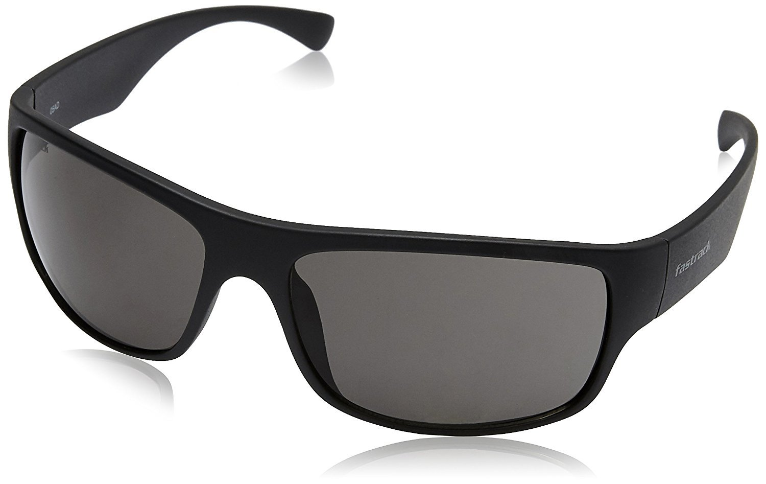 Fastrack Oval Sunglasses (P192GR1|62.1|Grey)