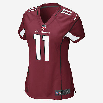 Primary image for NEW! [M] #11 Nike® Women's Home Jersey NFL Arizona Cardinals Larry Fitzgerald