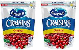 Ocean Spray Craisins Dried Cranberries 48 Oz, 48 oz(pack of 2) - $40.58