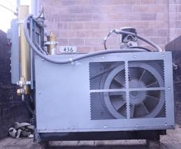 Ingersoll-Rand Scuba Paintball Scba Tank Air Compressor Type 30 / H10T23... - $7,989.00