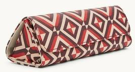 Fossil Sofia Sunglass Case Red Multi SWL2316995 NWT $24 Retail FS - $16.99