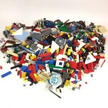 Lego 5lb Assorted Bricks Lot Base Plates Friends Bionicle Used Bulk Guar... - $56.99