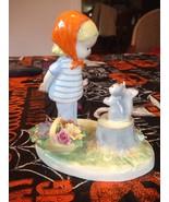 Royal Adderley Bone China My Furry Friend Figurine Mabel Lucie Attwell E... - $34.99