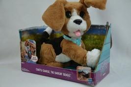 FurReal Friends Chatty Charlie The Barkin' Beagle Interactive Plush Dog Toy - $18.80