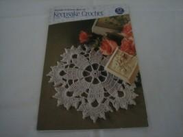 Coats & Clark Keepsake Crochet Thread Crochet #10 Article J.17 Book 0712... - $6.92