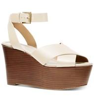 MICHAEL Michael Kors Abbott Platform Wedge Sandals Size 9.5 - $59.40