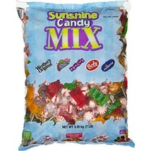 Kirkland Signature Sunshine Candy Mix, Variety, 7 lbs - $29.35