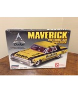 NEW Lindberg Maverick 1964 Dodge 330 Super Stock 1:25 scale model kit Se... - $24.95