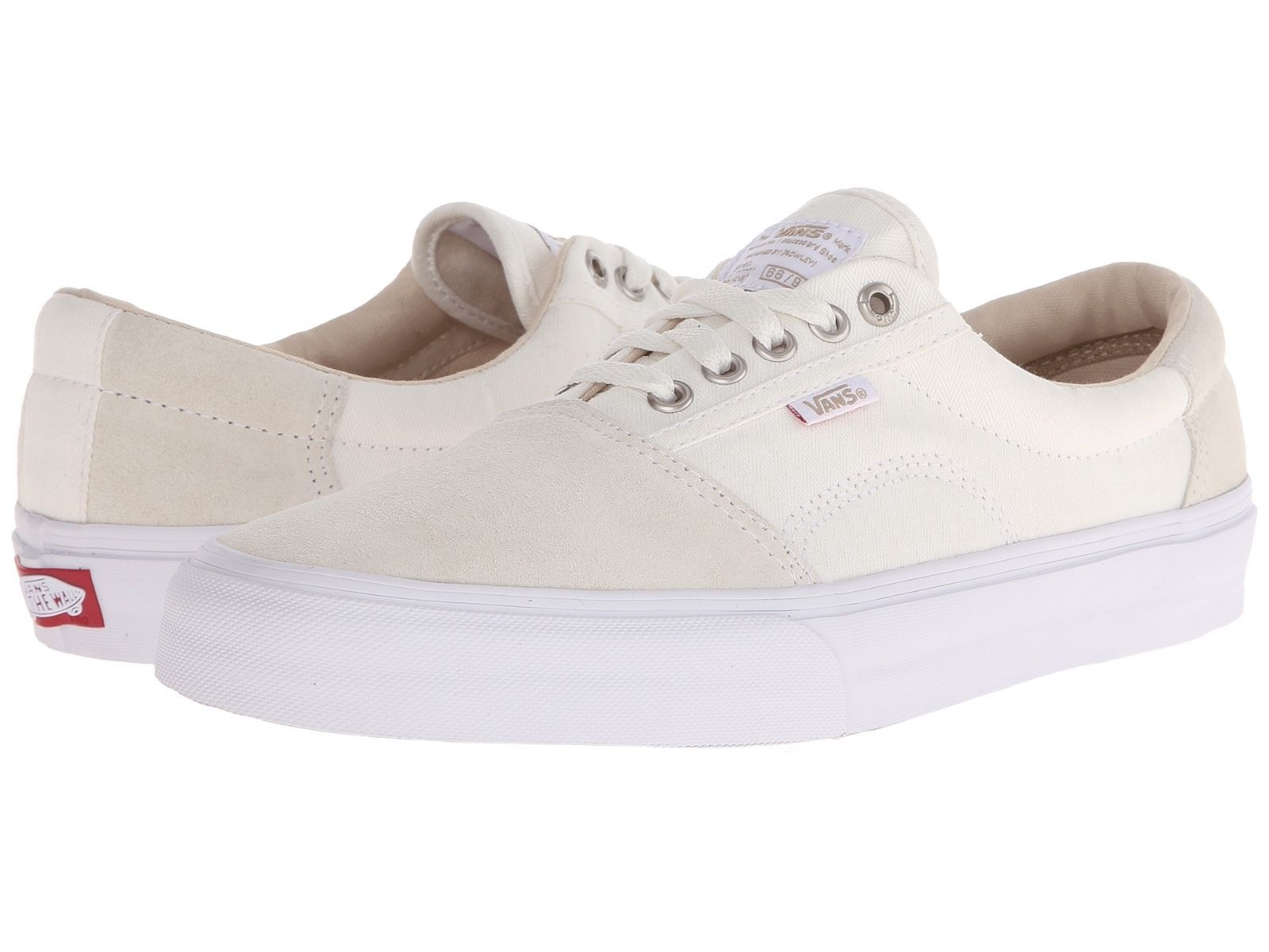 030517e6a6 Vans Shoes Rowley Solos Herringbone White and 50 similar items
