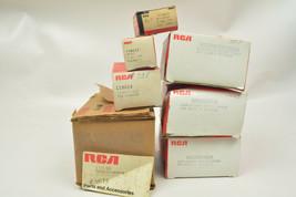 Vintage Lot Of 7 RCA Vintage TV Parts - $29.69