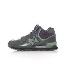 NEW BALANCE LIFESTYLE 574 SCHUHE HERREN MH574OAB SNEAKERS SNKRSROOM TRIB... - $92.64